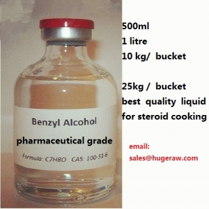 steroid solvents  Benzyl alcohol